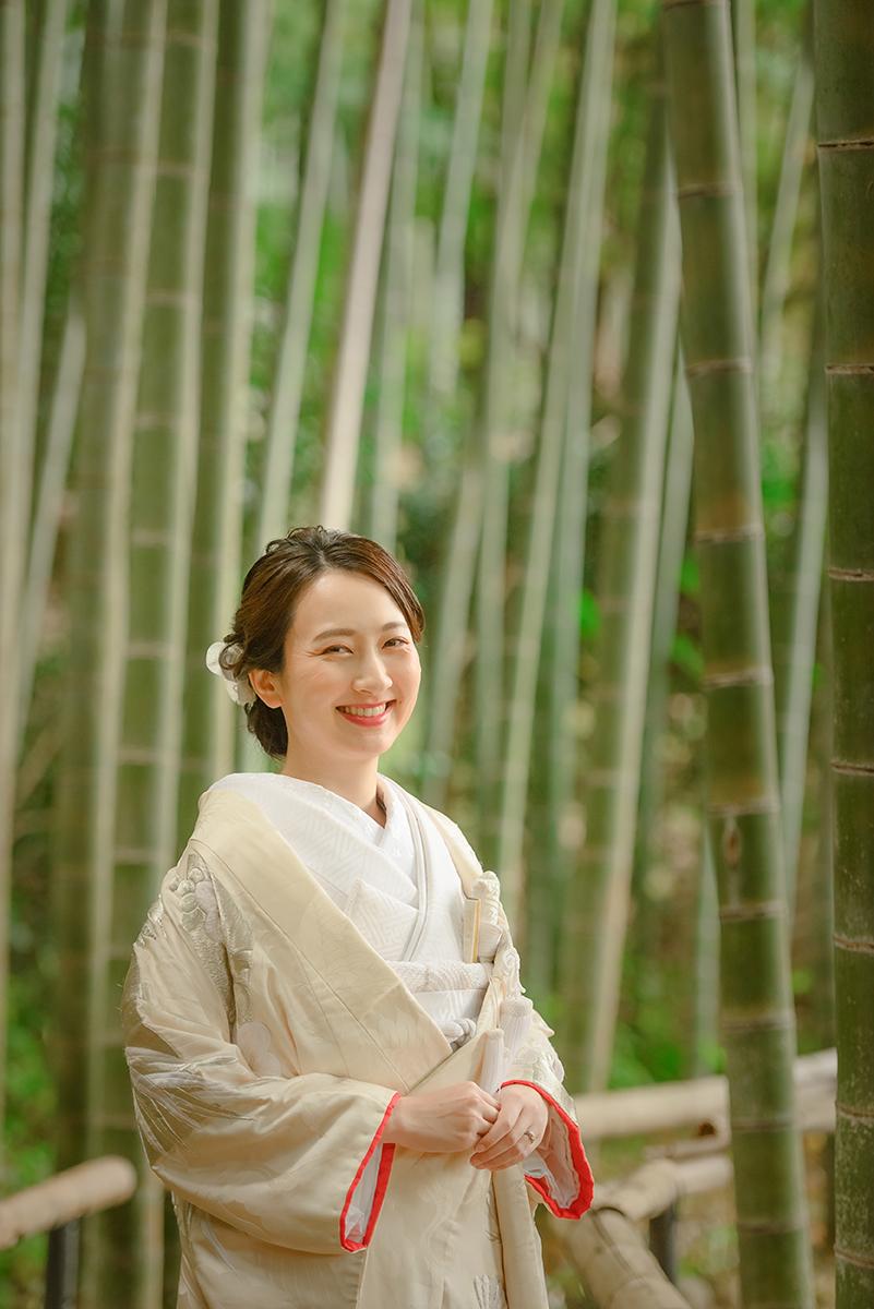 2020.11.27竹林のお寺