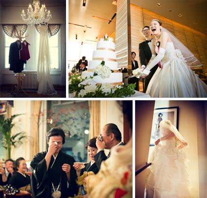 結婚式持込スナップ撮影 イメージ写真